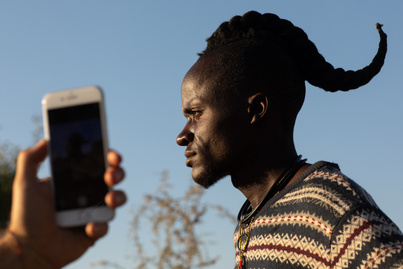 Himba törzs