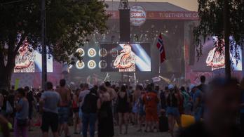 A Sziget az angolok kedvenc külföldi fesztiválja