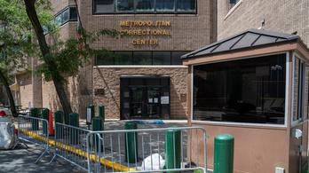 Komoly szabálytalanságokat találtak a börtönben, ahol Epstein meghalt