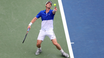 Nem sikerült jól Andy Murray visszatérése