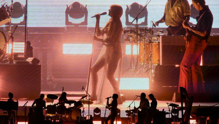 A Florence + the Machine elvarázsolta a Sziget közönségét