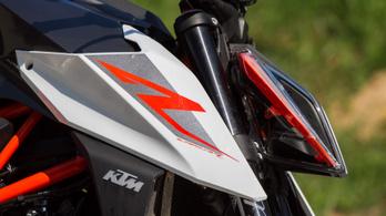 Jövőre frissül a KTM 1290 Super Duke R
