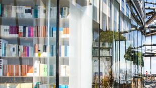 A felhők fölött nyílt meg Kína legmagasabban fekvő könyvesboltja