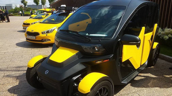 Már taxit is gyártana a Kalasnyikov