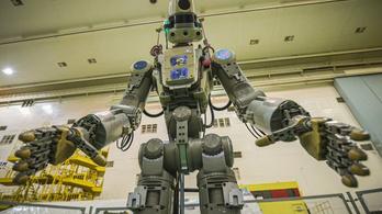 Robotot küldenek az oroszok a Nemzetközi Űrállomásra