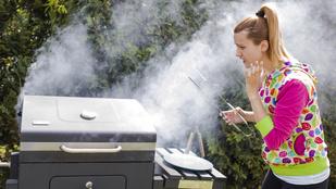 9 bűn, amit elkövetsz a grillezésnél
