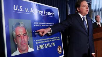 Epstein rejtélyes halála után kirúgták a manhattani börtön vezetőit