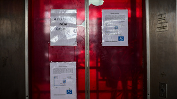Cserélni kellene a hazai liftek ötödét
