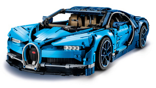 Ingyen jegy a Parkoló Parádéra és nyerhetsz egy Bugattit is!