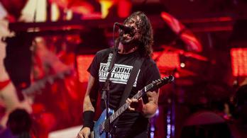 Mostantól csak Foo Fighters legyen a Szigeten