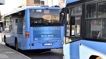 Nem bírják a klímát a fullasztó füstöt okádó BKV-buszok