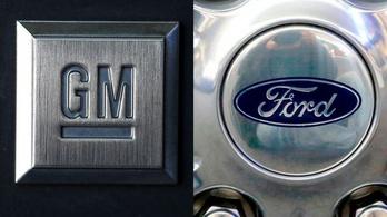 Szűk esztendőkre készülnek Detroit autógyártói