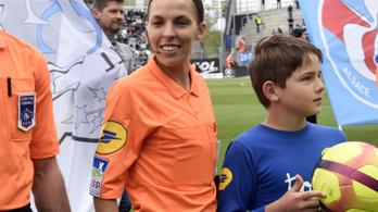 Klopp és Lampard is örül, hogy női bíró vezeti az UEFA-szuperkupát