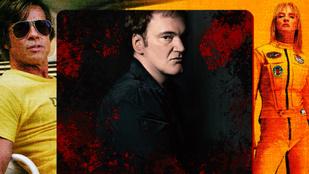 Tarantino – legendák a zseniről, aki meghódította Hollywoodot