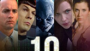 10 hihetetlen szám a filmek világából, amiktől eldobod az agyad