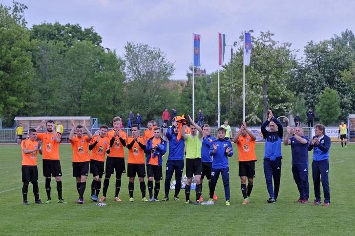 Várfürdő-Gyulai Termál FC csapata