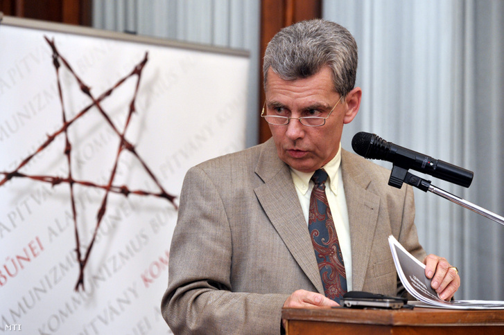 Éger István, a Magyar Orvosi Kamara elnöke