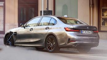 Új hibrid 3-as BMW, hihetetlen ígéretekkel