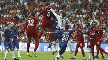 A Liverpool a vártnál nehezebben, büntetőkkel nyerte meg a Szuperkupát