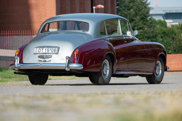 1962-ben gyártották, 1963-ban helyezték forgalomba