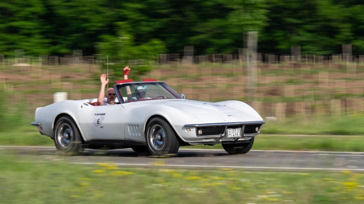 Corvette C1 - szintén Cross Hungary