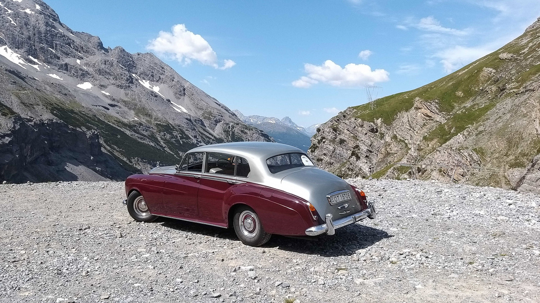 Idén nyáron a svájci Alpokban