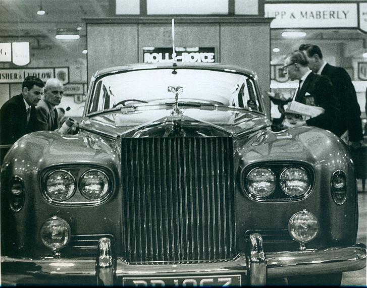 A III-as széria bemutatása 1962-ben