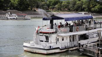A Duna-part olyan szmogos, mint a legforgalmasabb fővárosi csomópont