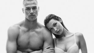 Féltucatnyi sztár vetkőzött le a Calvin Klein új promóciós képei kedvéért