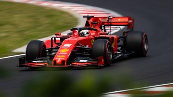 Ferrari: A leszorítóerőre kellett volna fókuszálnunk