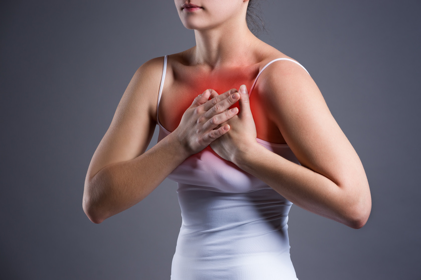 magas vérnyomásban szenvedő személy képei