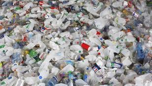 Mi legyen a sok műanyaggal?