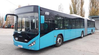 Rengeteg hibrid buszt vesz Budapest! Ja nem, Bukarest