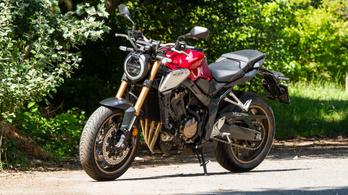 Teszt: Honda CB650R – 2019.