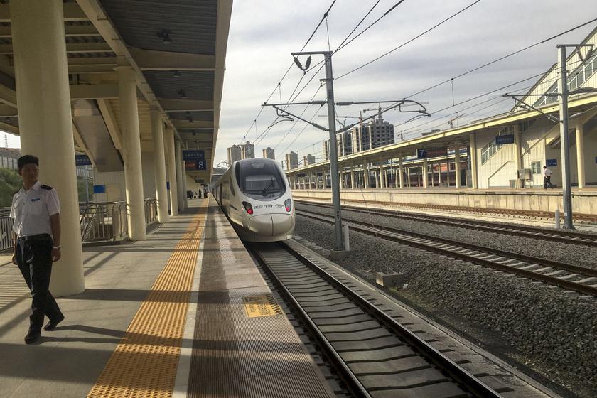 Több mint 10 ezer kilométer a világ leghosszabb vasútvonala: íme, az Új Selyemút