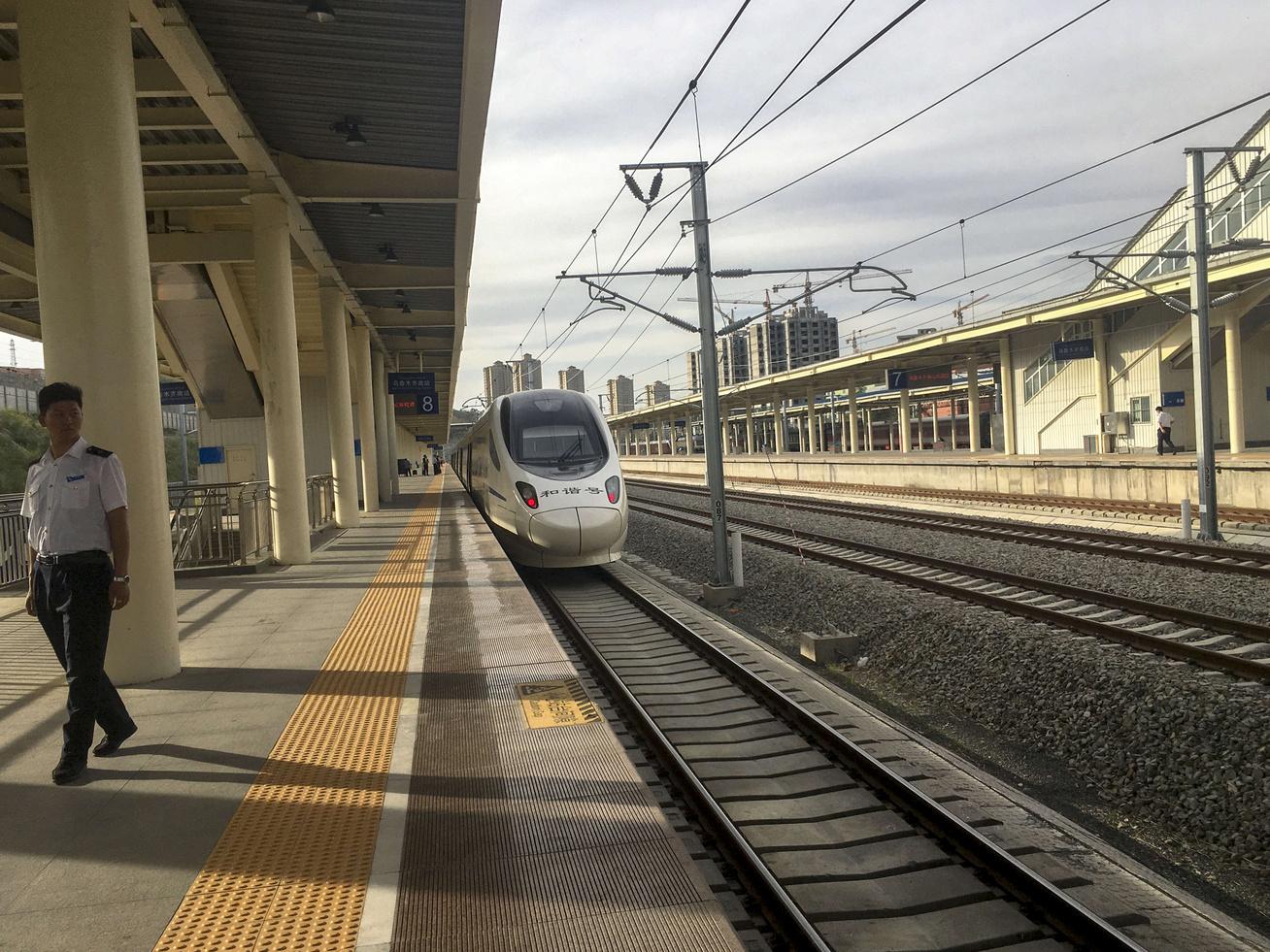 világ leghosszabb vasútvonala, selyemút