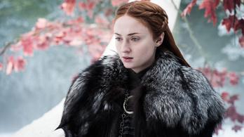 Sansa nem így képzelte, de elégedett a Trónok harca végével