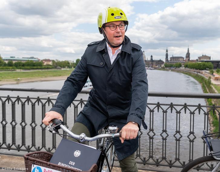 Andreas Scheuer szövetségi közlekedési miniszter