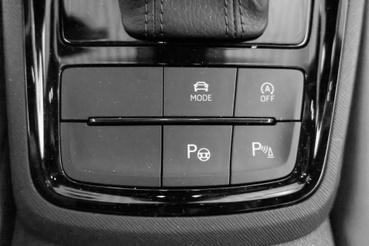A parkolást segítő üzemmód komolyan segít