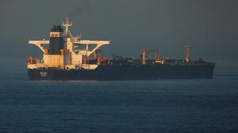 Elengedték a Gibraltárnál lefoglalt iráni tankerhajót