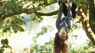 Hogy lesz a gyerek kalandvágyó, de mégsem vakmerő?