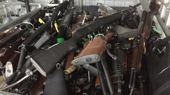 Több mint 12 ezer fegyvert adtak le Új-Zélandon a vérengzés miatt