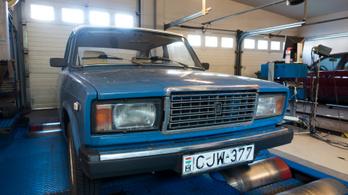 Totalcar Erőmérő: Lada 2107 – 1989.