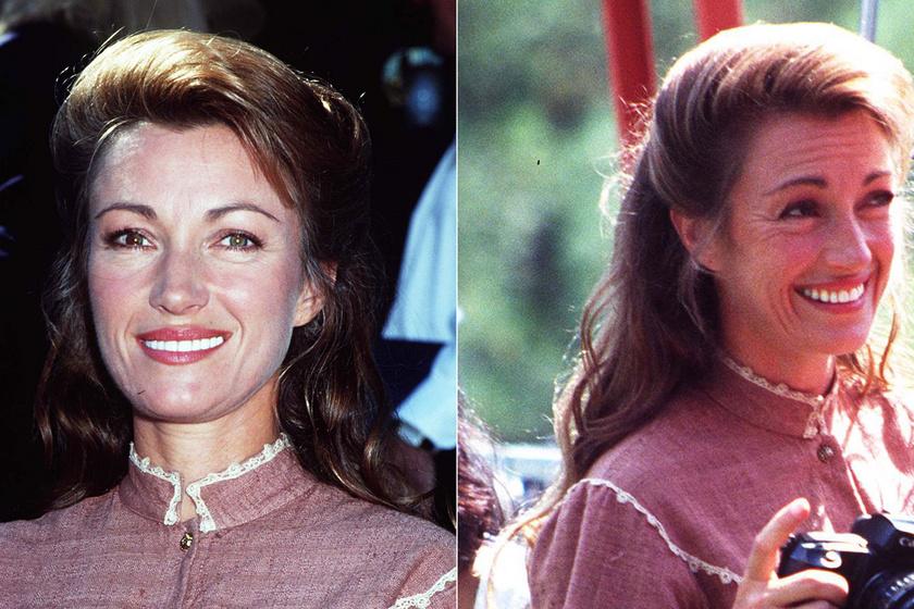 Quinn doktornő már 68 éves - Jane Seymour friss fotóján elámulsz