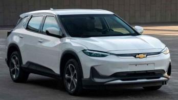 A Chevrolet is új villanyautón dolgozik