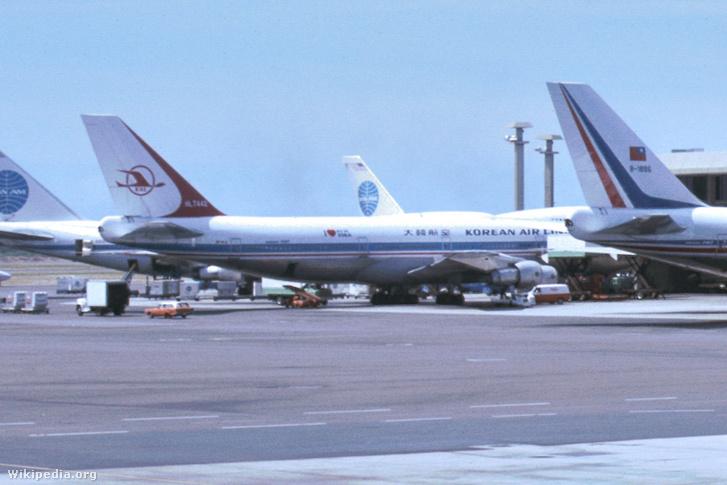 A Korean Air 007-es járata