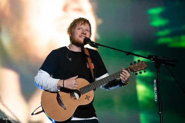 Ed Sheeran nem volt közöttük.