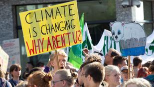 Hiába van messze, nagyon sürget a 2050-es klímacél