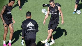 Zidane megígérte, ha már maradt, játszani fog Bale