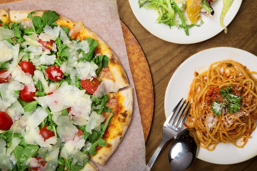 pizza teszta